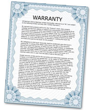 download the warranty