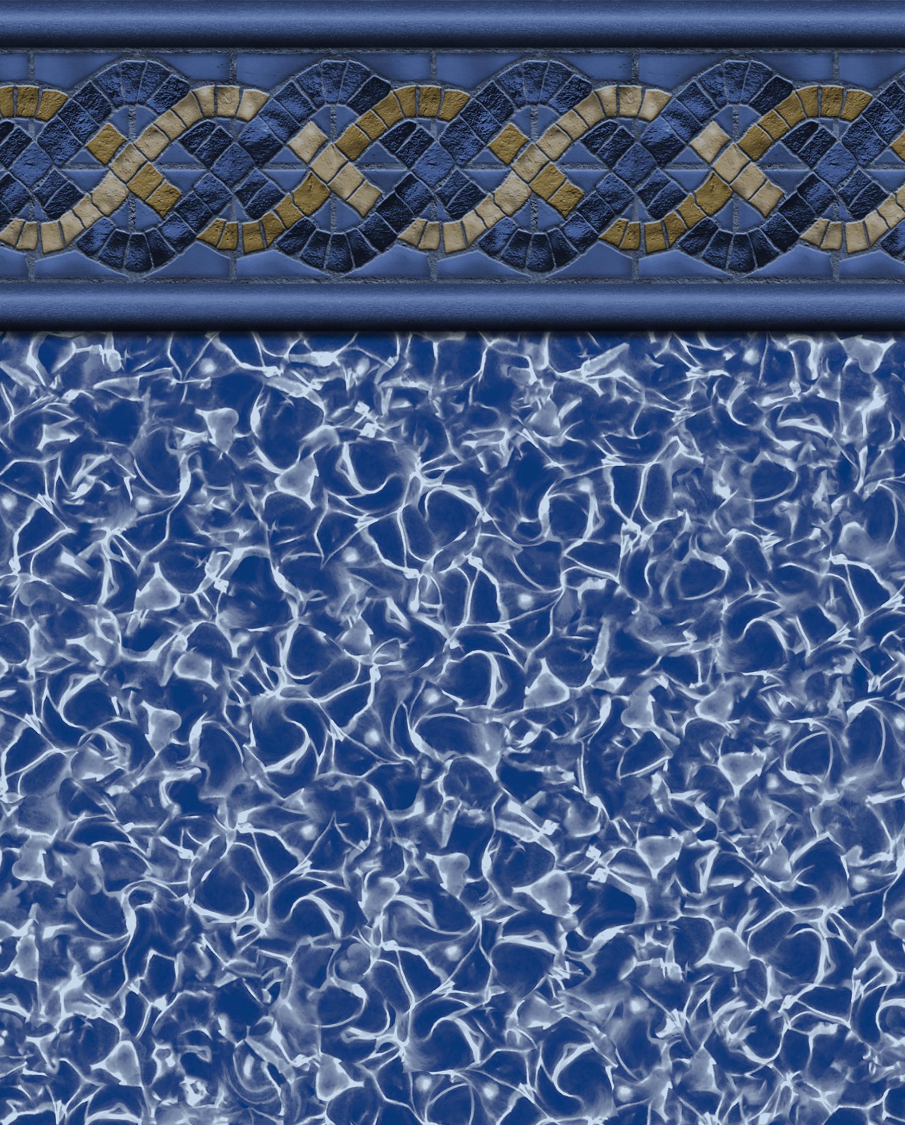 Cambridge Tile Reflections Bottom Liner