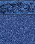 Hudson Infinity Blue Infinity Liner