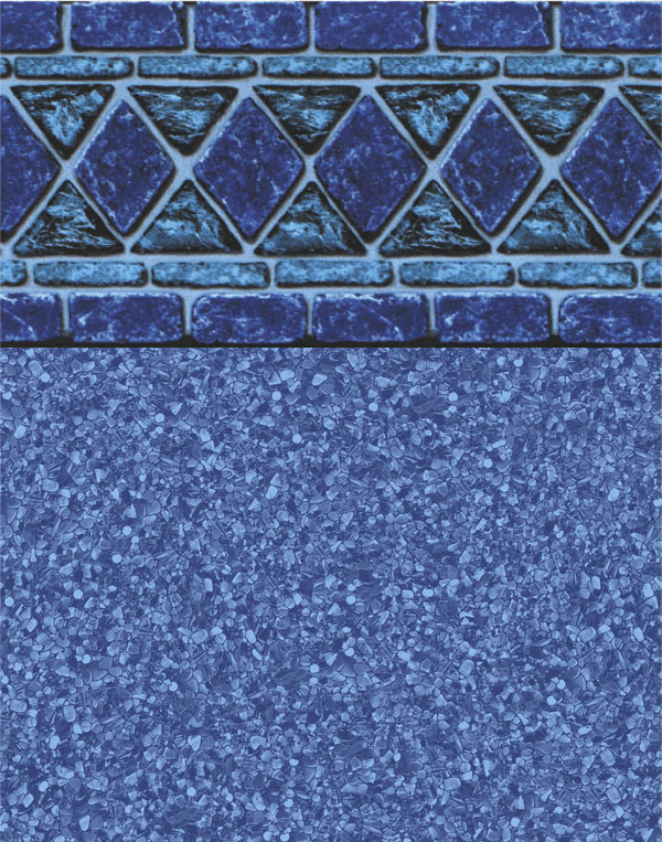 Lancashire Infinity - Blue Infinity liner