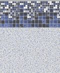 Pacific Tile Crystal Quartz Bottom Liner