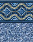 Rengade Tile Mosaic Bottom Liner
