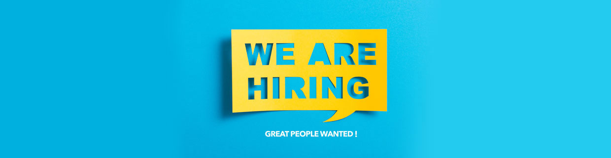 we-are-hiring